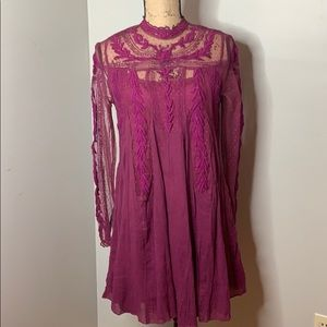 NWOT Free People Dress, Size Small